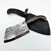 Сувениры и подарки handmade. Livemaster - original item Knives: Meat cleaver. Handmade.