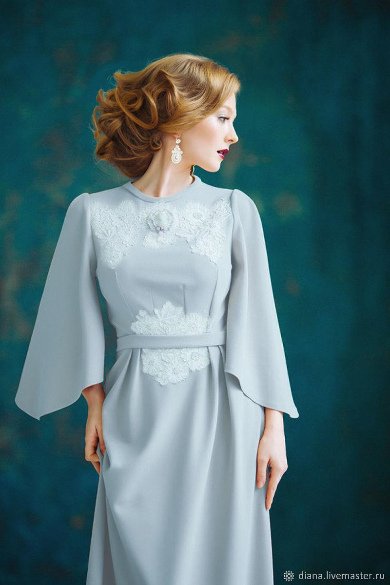 Нарядное платье в пол, Платья, Москва,  Фото №1