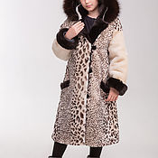 Одежда handmade. Livemaster - original item Muton coat youth. Handmade.