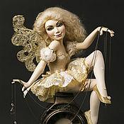 Куклы и игрушки ручной работы. Ярмарка Мастеров - ручная работа Фея времени. Handmade.