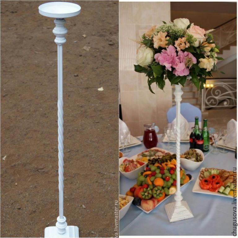 Подставка на стол для цветов