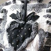 """Одежда ручной работы. Ярмарка Мастеров - ручная работа Женский свитер """"Strawberries"""". Handmade."""