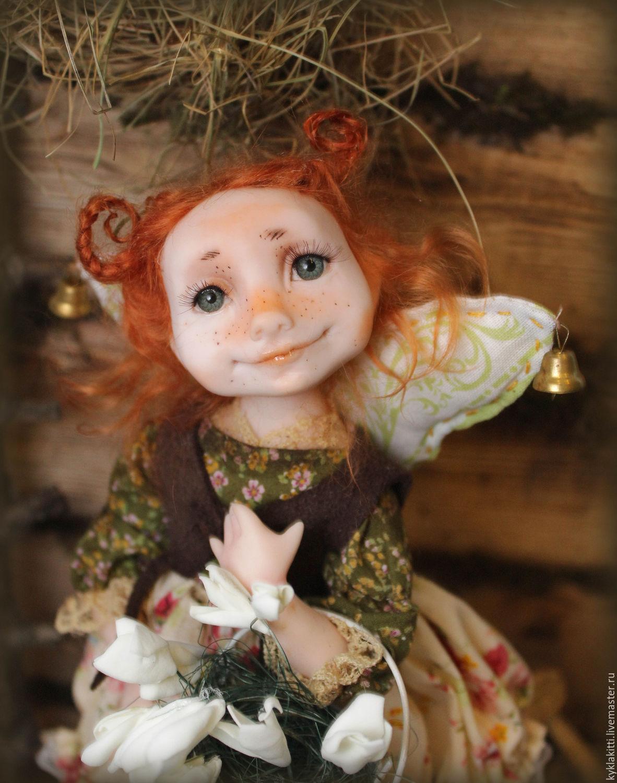 Подснежка, Коллекционные куклы, Красноярск, Фото №1