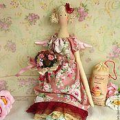"""Куклы и игрушки ручной работы. Ярмарка Мастеров - ручная работа Тильда """"Сладкая шоколадная фея"""". Handmade."""