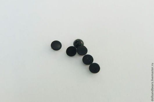 Г-01 Глазки для  приклеивания, 4мм 5руб/пара\r\nГ-02 Глазки для  приклеивания, 5мм 5руб/пара