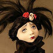 """Куклы и игрушки ручной работы. Ярмарка Мастеров - ручная работа Кукла """"Обиженная Почемуя"""". Handmade."""