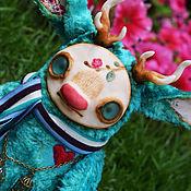Куклы и игрушки ручной работы. Ярмарка Мастеров - ручная работа Мятный Оленик. Handmade.