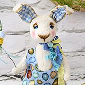 Куклы и игрушки ручной работы. Ярмарка Мастеров - ручная работа Голубоглазый кроля. Handmade.
