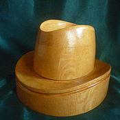 Материалы для творчества handmade. Livemaster - original item Blank - hat 011. Handmade.