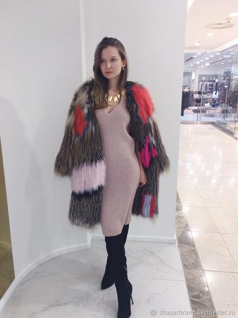 Платье вязаное, Платья, Москва, Фото №1
