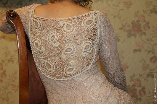 Платье Пудрового Цвета Купить