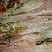 Аксессуары ручной работы. Ярмарка Мастеров - ручная работа палантин Шри-Ланка. Handmade.