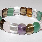 Украшения handmade. Livemaster - original item Bracelets made of natural stones.. Handmade.