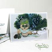 Открытки handmade. Livemaster - original item A copy of the work Card