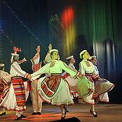 Одежда ручной работы. Ярмарка Мастеров - ручная работа Национальный Болгарский танец. Handmade.
