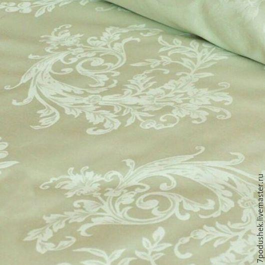 Текстиль, ковры ручной работы. Ярмарка Мастеров - ручная работа. Купить Постельное белье Оливковая лоза сатин. Handmade.