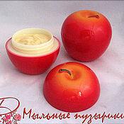 """Косметика ручной работы. Ярмарка Мастеров - ручная работа Антивозрастной крем """"Наливное яблочко"""". Handmade."""