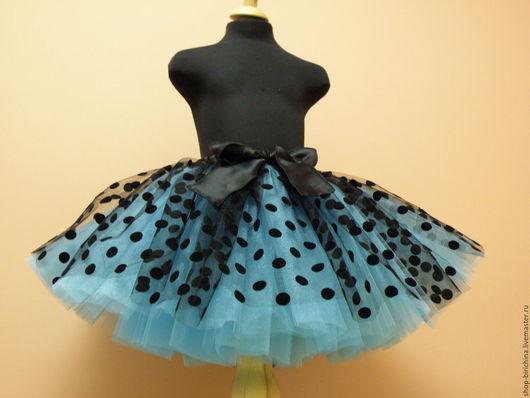 Одежда для девочек, ручной работы. Ярмарка Мастеров - ручная работа. Купить Юбочка пышная фатиновая. Handmade. Комбинированный, юбка из фатина