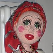 Куклы и игрушки ручной работы. Ярмарка Мастеров - ручная работа ГЛАША кукла ручной работы. Handmade.