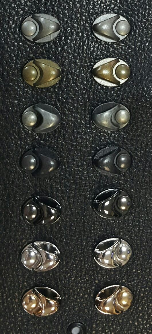Валяние ручной работы. Ярмарка Мастеров - ручная работа. Купить Петля обувная закрытая под 1 заклепку (100 штук). Handmade.