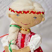 Куклы и игрушки ручной работы. Ярмарка Мастеров - ручная работа Весняна. Handmade.