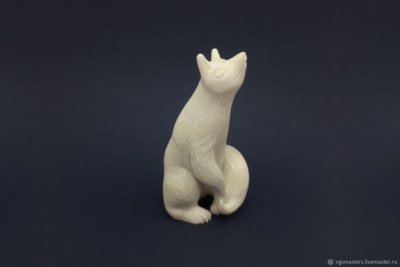 Fox, Figurines, Ekaterinburg,  Фото №1