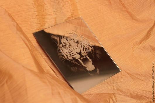 Зеркала ручной работы. Ярмарка Мастеров - ручная работа. Купить Акриловое зеркало Тигр. Handmade. Акриловое зеркало, Необычное зеркало