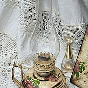 """Для дома и интерьера ручной работы. Ярмарка Мастеров - ручная работа керасиновая лампа """"Bonjour madame"""". Handmade."""
