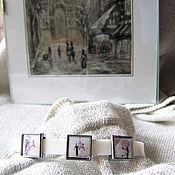 Браслет из бусин ручной работы. Ярмарка Мастеров - ручная работа Браслеты по авторским картинам. Handmade.