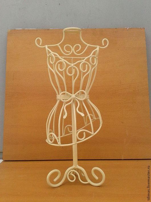 Элементы интерьера ручной работы. Ярмарка Мастеров - ручная работа. Купить Манекен декоративный цвет слоновая кость. Handmade.