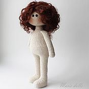 Куклы и игрушки handmade. Livemaster - original item Blank doll Doll 30 cm without clothes. Interior and a games doll.. Handmade.