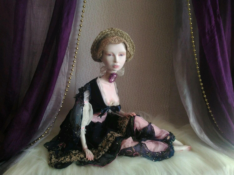 Белена. Будуарная кукла, Куклы и пупсы, Новоуральск,  Фото №1