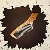 Combs handmade. Livemaster - original item Comb oak Mike. Handmade.