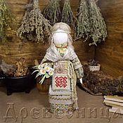 Народная кукла ручной работы. Ярмарка Мастеров - ручная работа Кукла-оберег Одолень-трава. Handmade.