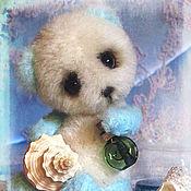 Куклы и игрушки ручной работы. Ярмарка Мастеров - ручная работа Морское стёклышко. Handmade.