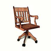Куклы и игрушки handmade. Livemaster - original item Working chair for dolls 1:6 (YoSD). Handmade.