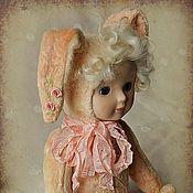 Куклы и игрушки ручной работы. Ярмарка Мастеров - ручная работа Ариша, тедди долл. Handmade.