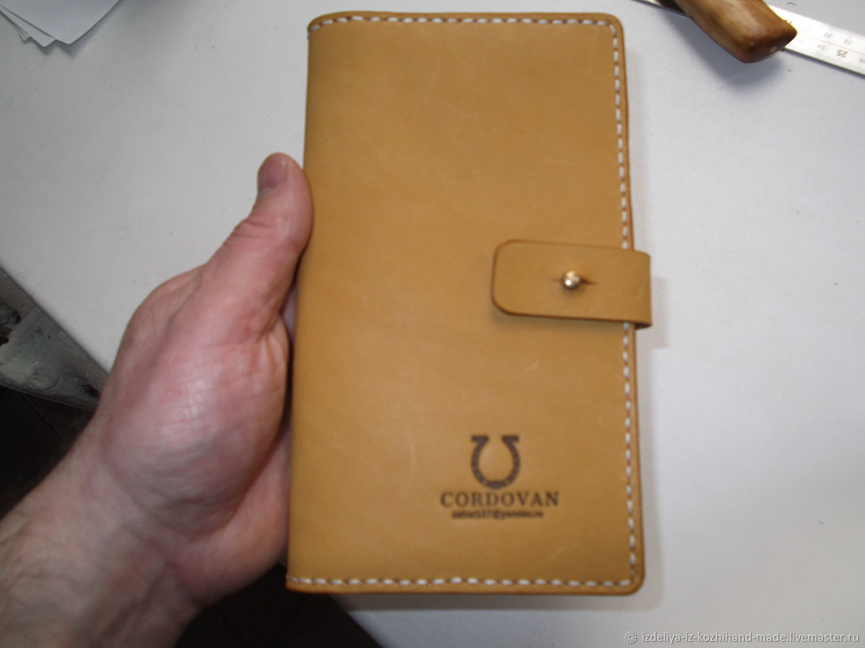 Wallet clutch, leather, Clutches, Nizhny Novgorod,  Фото №1
