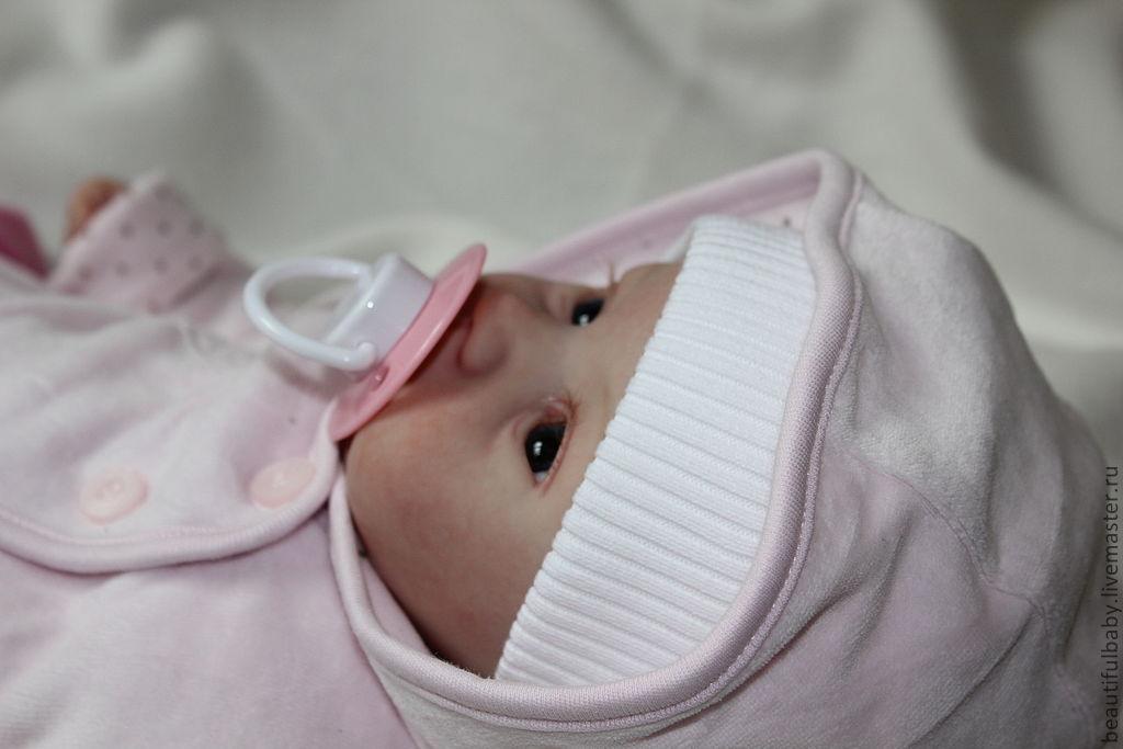 Ванилька, куколка реборн. ПРОДАНА!, Куклы Reborn, Санкт-Петербург, Фото №1