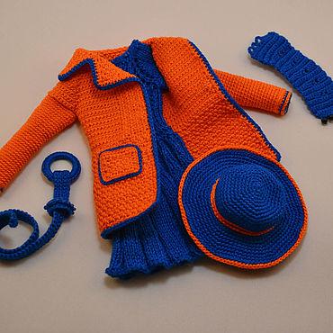 """Куклы и игрушки ручной работы. Ярмарка Мастеров - ручная работа Осенний костюм для Barbie  """" Яркое настроение"""". Handmade."""