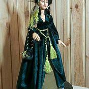 Портретная кукла ручной работы. Ярмарка Мастеров - ручная работа Скарлетт О`Хара. Handmade.