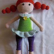 Куклы и игрушки ручной работы. Ярмарка Мастеров - ручная работа Кукла Марина. Handmade.