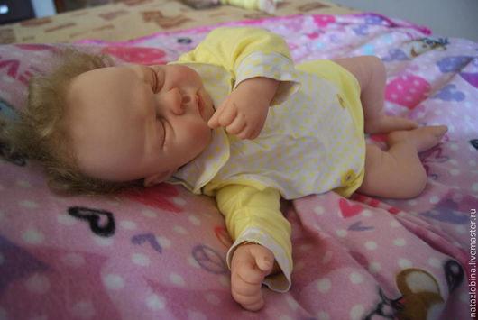 Куклы-младенцы и reborn ручной работы. Ярмарка Мастеров - ручная работа. Купить кукла реборн Ангелина продана. Handmade. Реборн