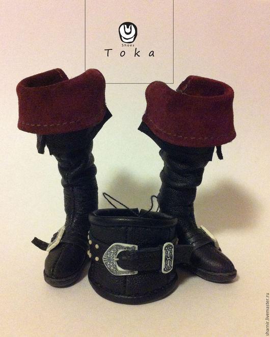 Одежда для кукол ручной работы. Ярмарка Мастеров - ручная работа. Купить обувь для кукол. Handmade. Комбинированный, обувь ручной работы