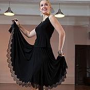 Одежда handmade. Livemaster - original item Purple Skirt. Handmade.