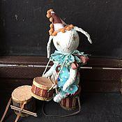 Куклы и игрушки ручной работы. Ярмарка Мастеров - ручная работа Зайка Бом. Handmade.