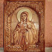 Картины и панно handmade. Livemaster - original item Kaluga icon of the Mother of wood 35h45h4. Handmade.