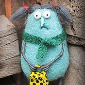 Куклы и игрушки ручной работы. Ярмарка Мастеров - ручная работа Мямля. Handmade.