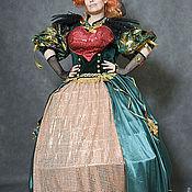 Одежда ручной работы. Ярмарка Мастеров - ручная работа мачеха из Золушки. Handmade.