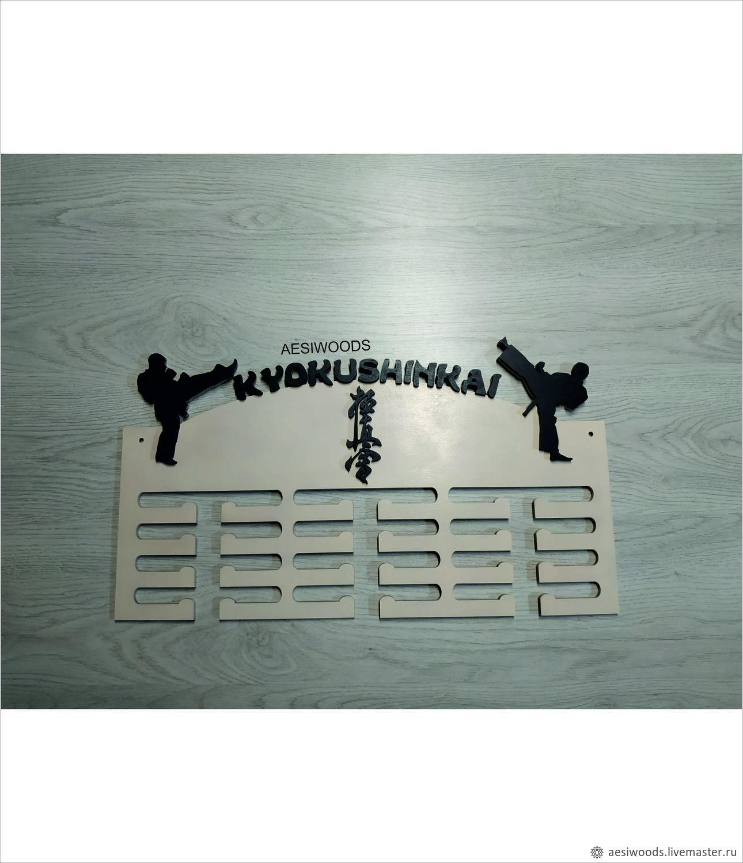 Медальница гимнастика карате киокушинкай, Фоторамки, Москва,  Фото №1